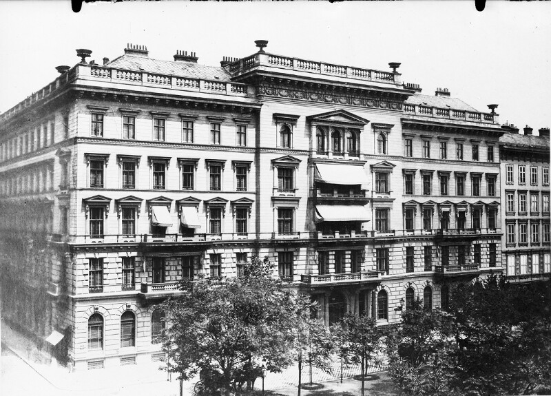 Wien 1, Grand Hotel