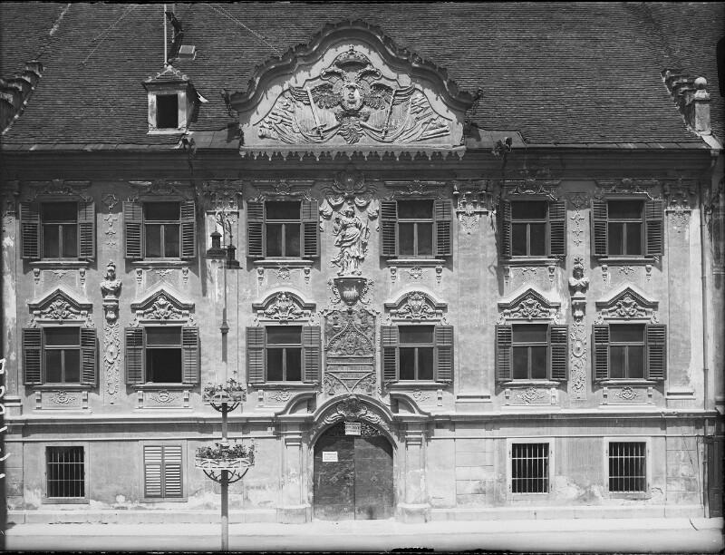 Rathaus von St. Veit