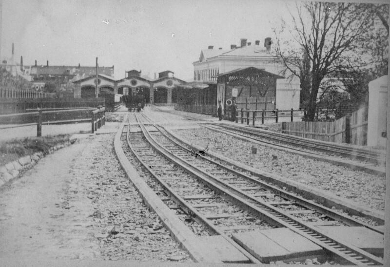 Wien 19, Zahnradbahn auf den Kahlenberg