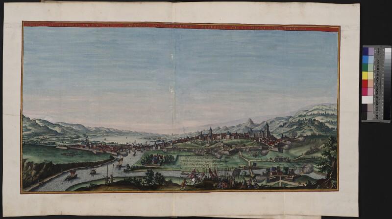 Ansicht von Genf