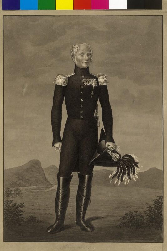 Alexander I., Kaiser von Russland