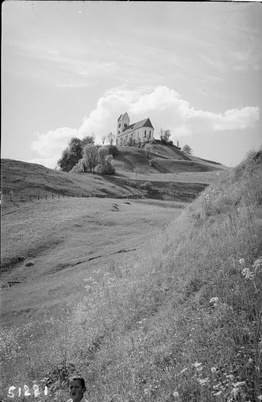 Kirche bei Sankt Georgen im Pinzgau