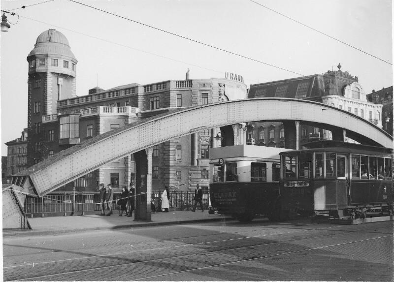 Wien 1, Aspernbrücke