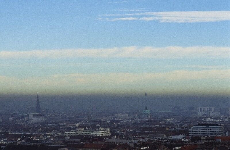 Schlechte Luft über Wien