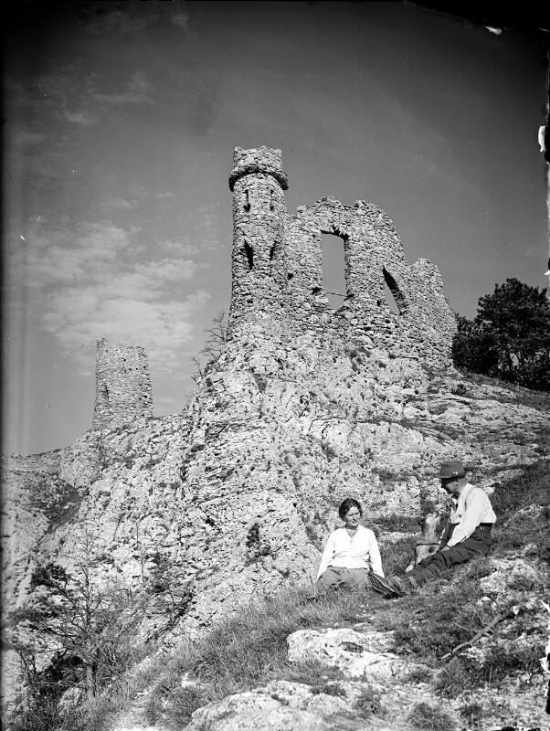 Ruine Türkensturz als Ausflugsziel