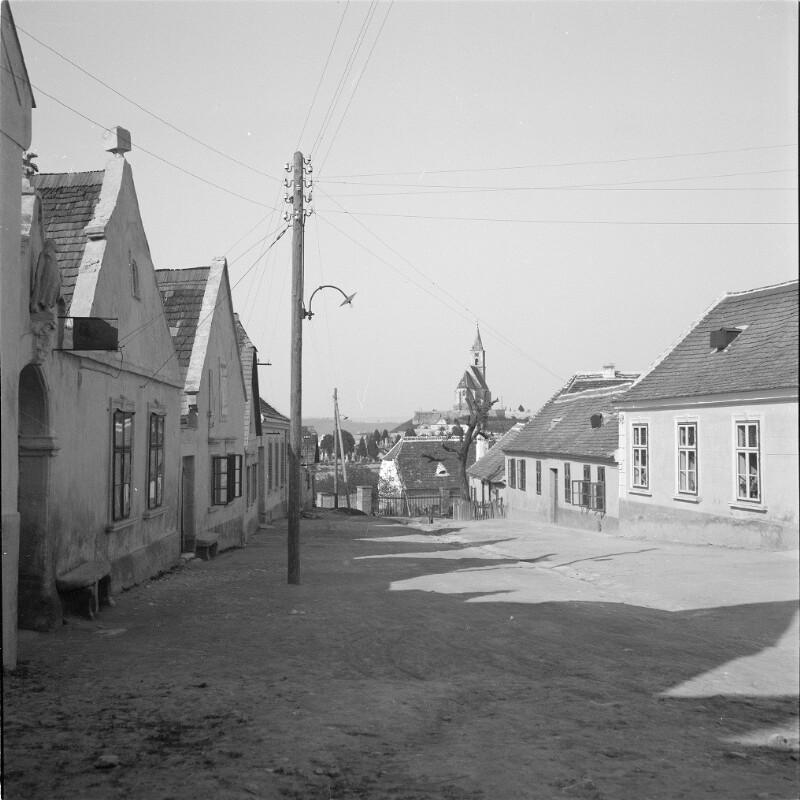 Straße in Eisenstadt