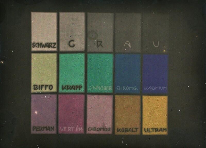 Farbkeile