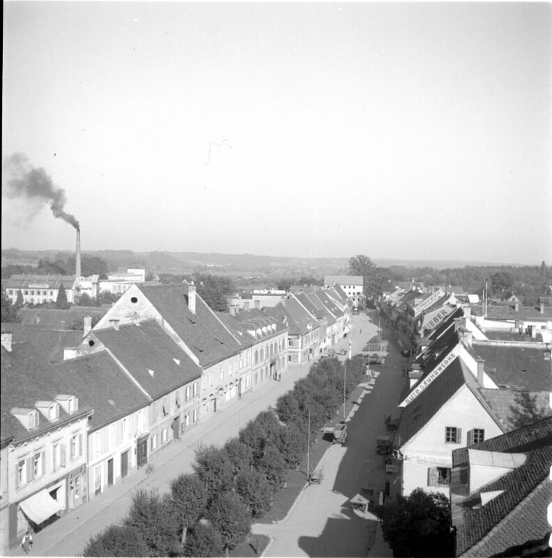 Deutschlandsberg, Hauptplatz