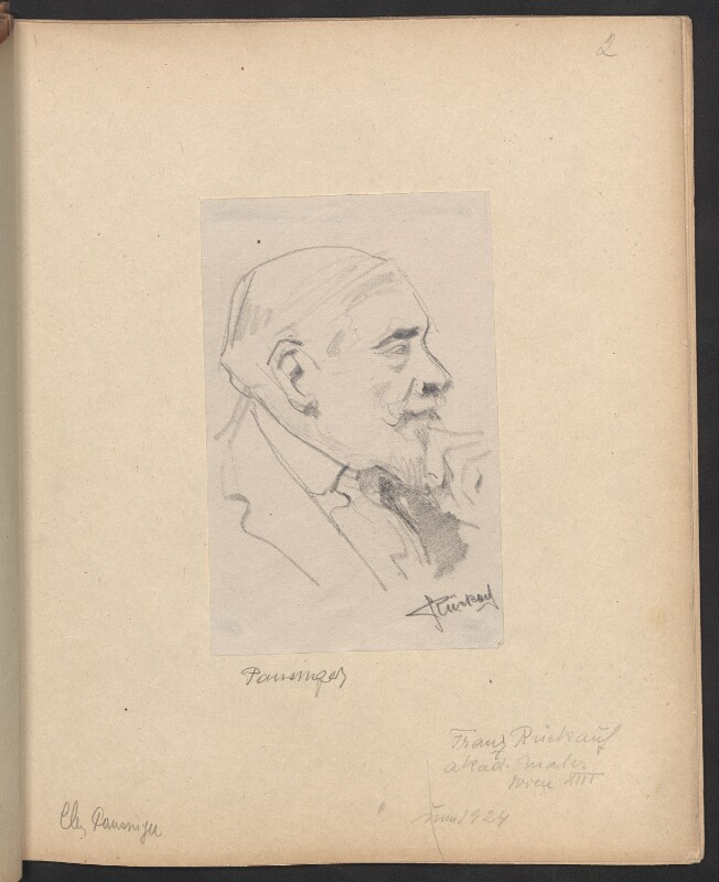 Pausinger, Clemens von