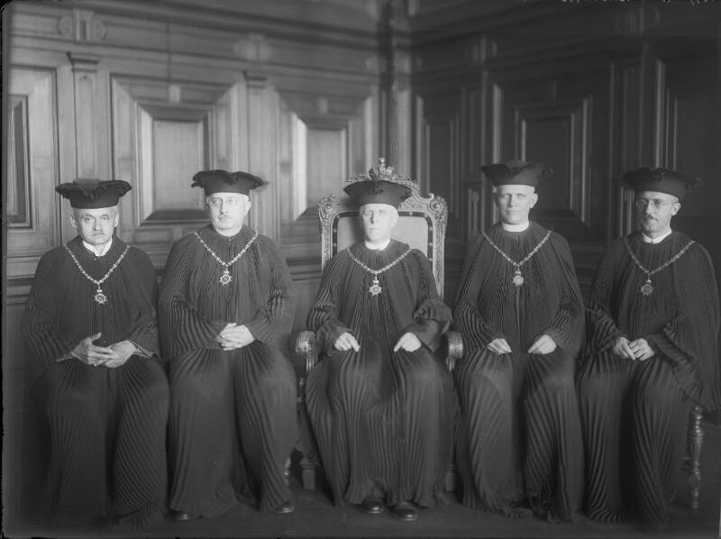 Der Akademische Senat der Universität Wien 1932