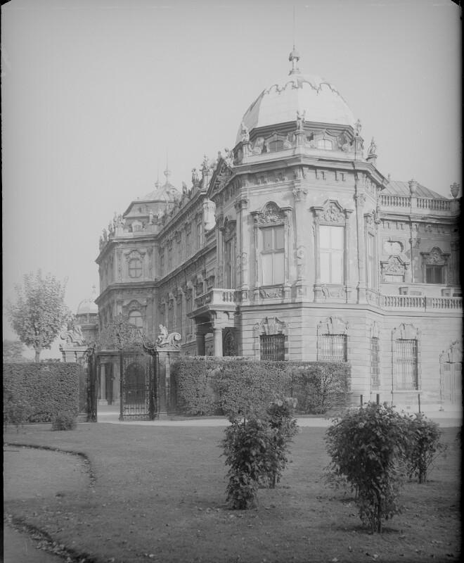 Wien 3, Belvedere