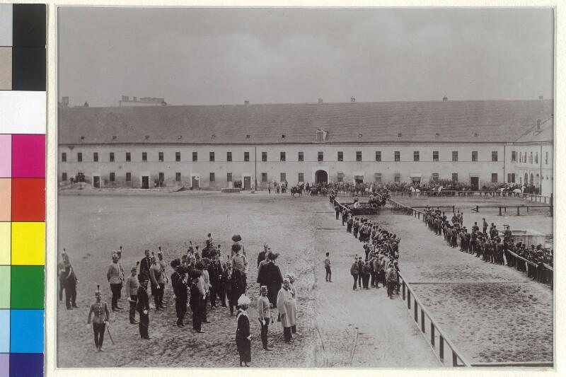 Besuch von Kaiser Wilhelm II. in Wien