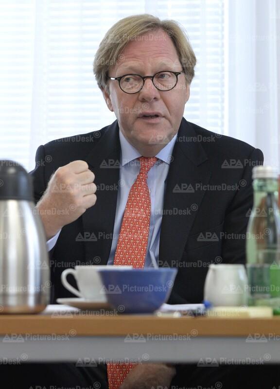 BANK AUSTRIA-GD WILLIBALD CERNKO IM KLUB DER WIRTSCHAFTSPUBLIZISTEN