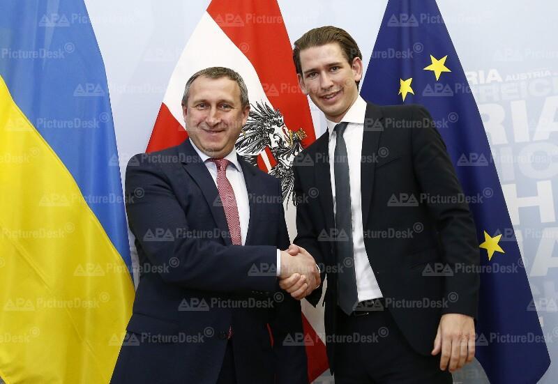Außenministertreffen in Wien