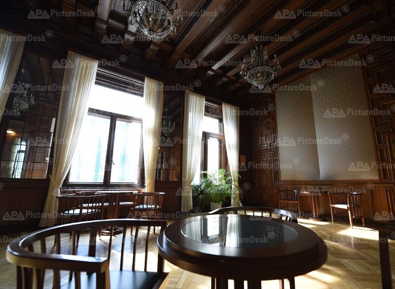 1914/2014: Palais Strudlhof in Wien, Berchtold-Saal