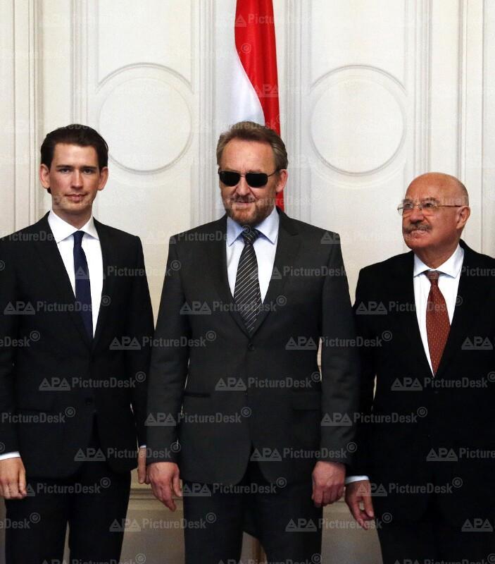 Außenminister Kurz in Bosnien-Herzegowina
