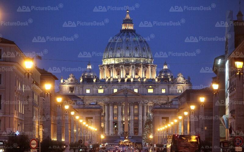 Ad-Limina-Besuch der österreichischen Bischöfe