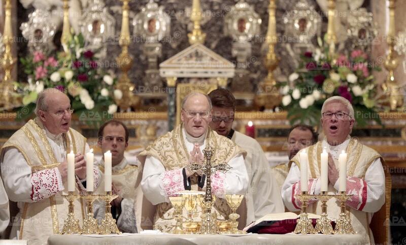 Ad-Limina_Besuch der österreichischen Bischöfe