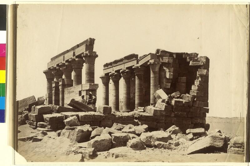 Tempel von Maharakka, Ägypten