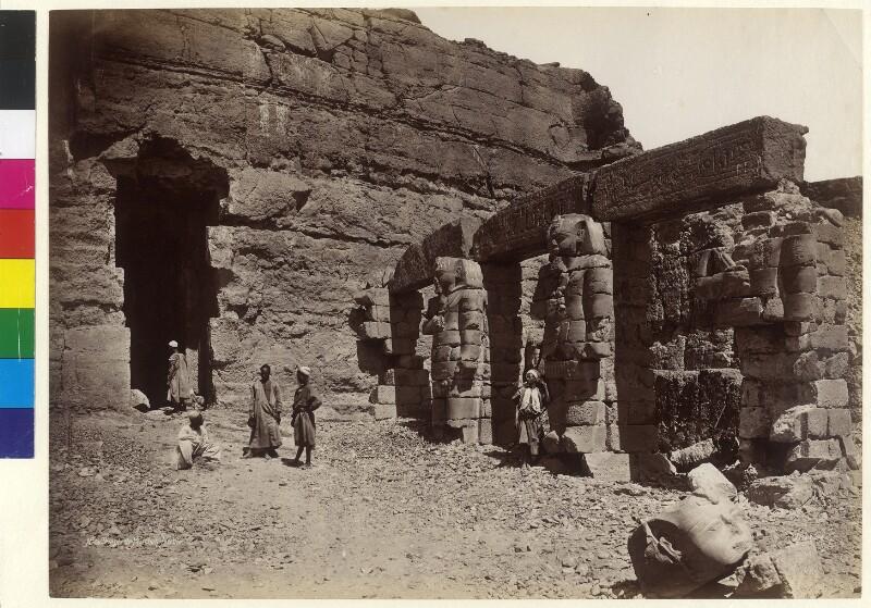Tempel von Kircheh, Ägypten