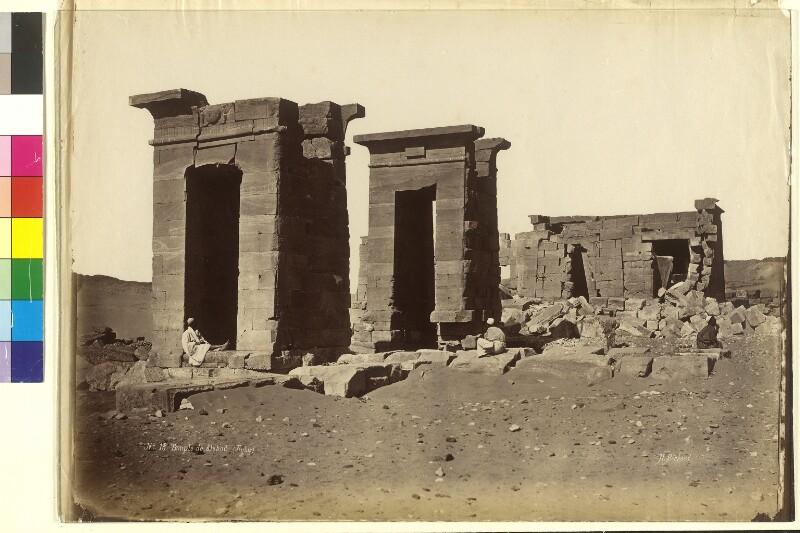 Tempel von Debod, Ägypten