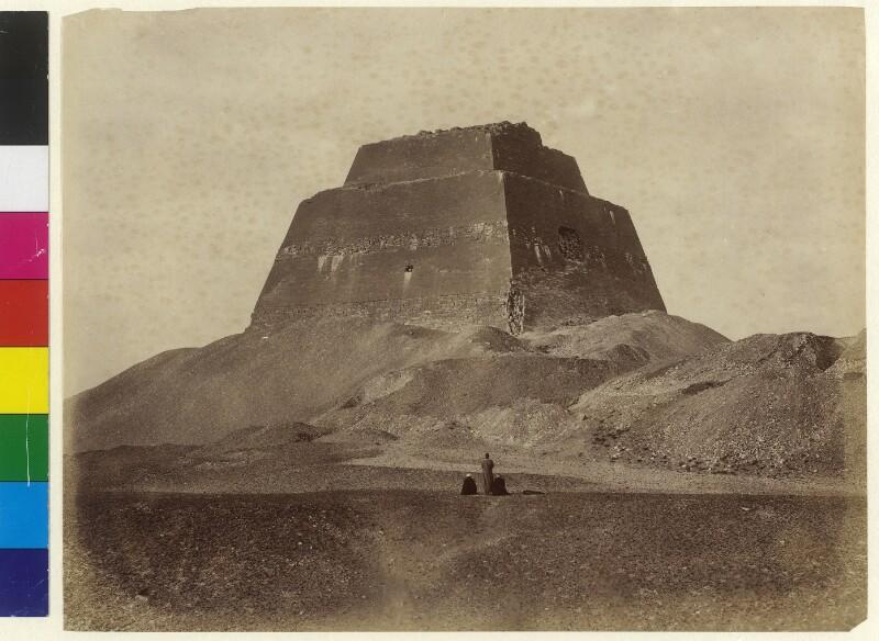 Meidum-Pyramide, Ägypten