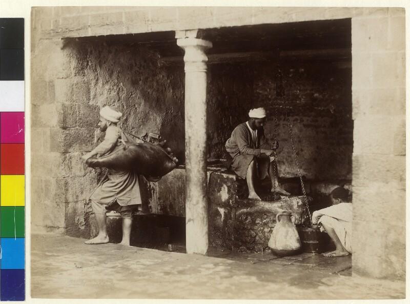 Brunnen in Kairo, Ägypten