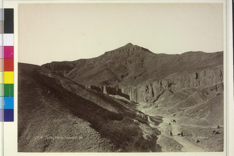 Tal der Könige, Ägypten