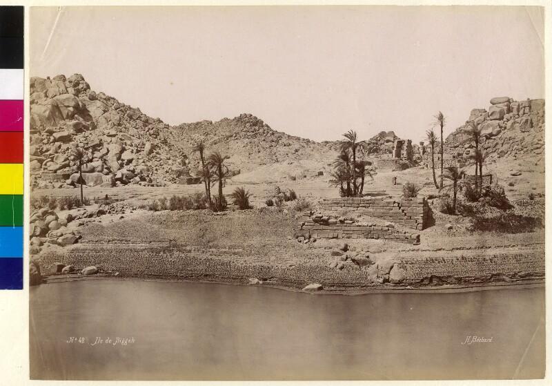 Bigeh, Insel im Fluss Nil, Ägypten