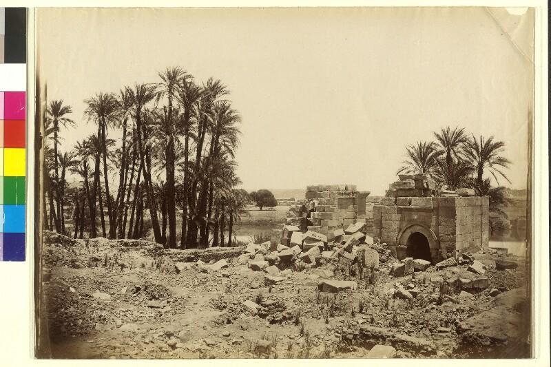Triumphbogen, Ägypten