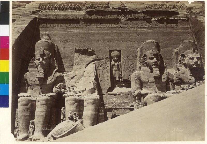 Großer Tempel von Abu Simbel, Ägypten