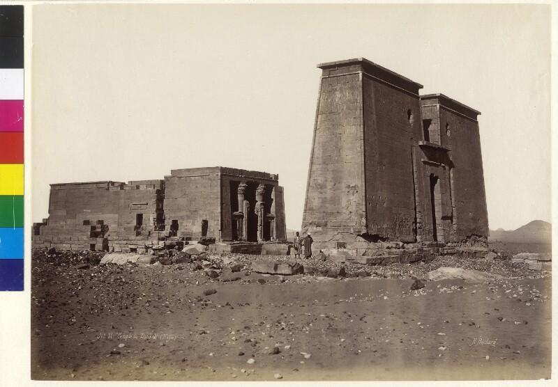 Thot-Tempel in ad-Dakka, Ägypten