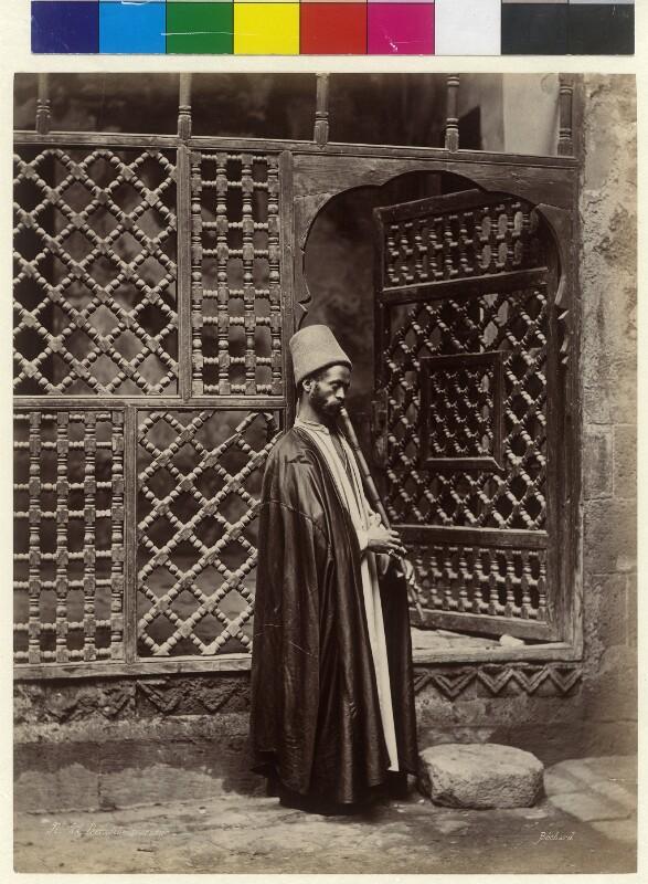 Drehender Derwisch in Kairo, Ägypten