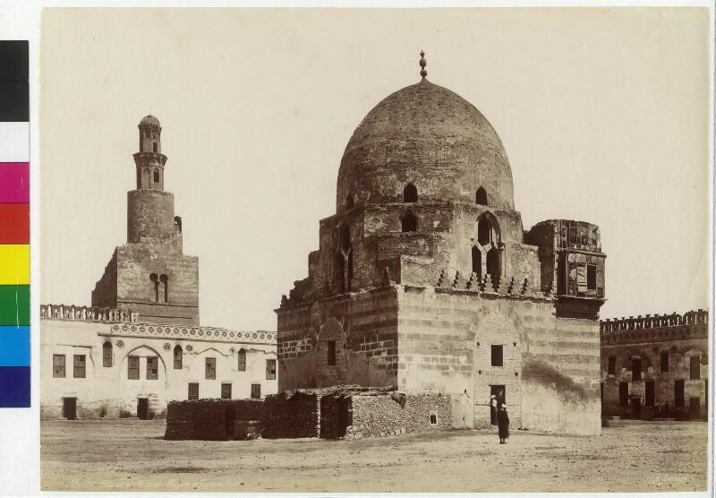 Ibn Tulun Moschee in Kairo, Ägypten