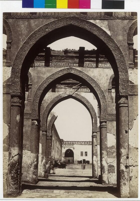 ibn Tulun Moschee, Kairo