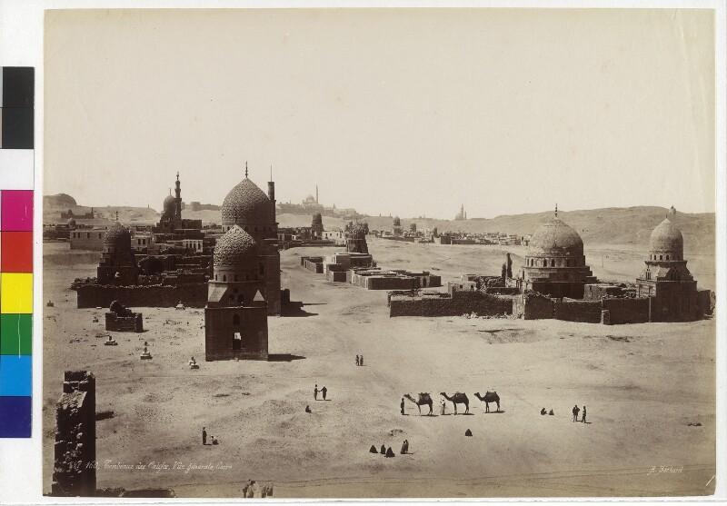 Kalifengräber in Kairo, Ägypten