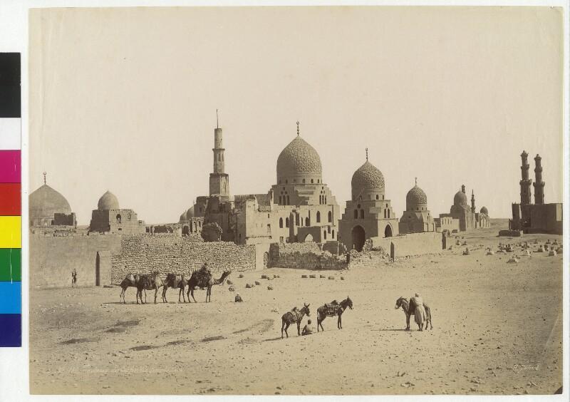 Kaifengräber in Kairo, Ägypten