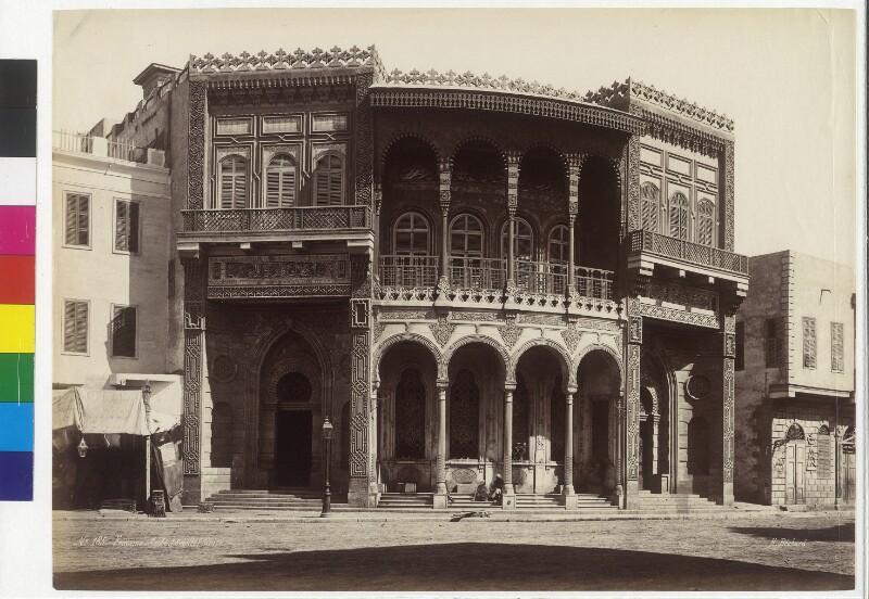 Öffentlicher Brunnen in Kairo, Ägypten