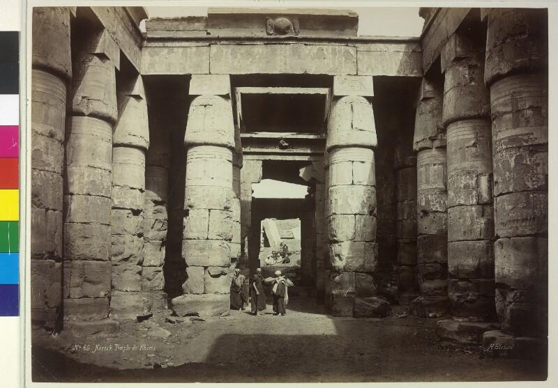 Tempel des Chon in Karnak, Ägypten