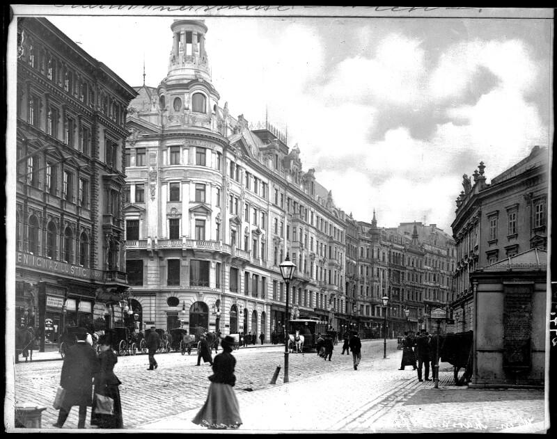 Wien 6, Mariahilferstraße 1a ff
