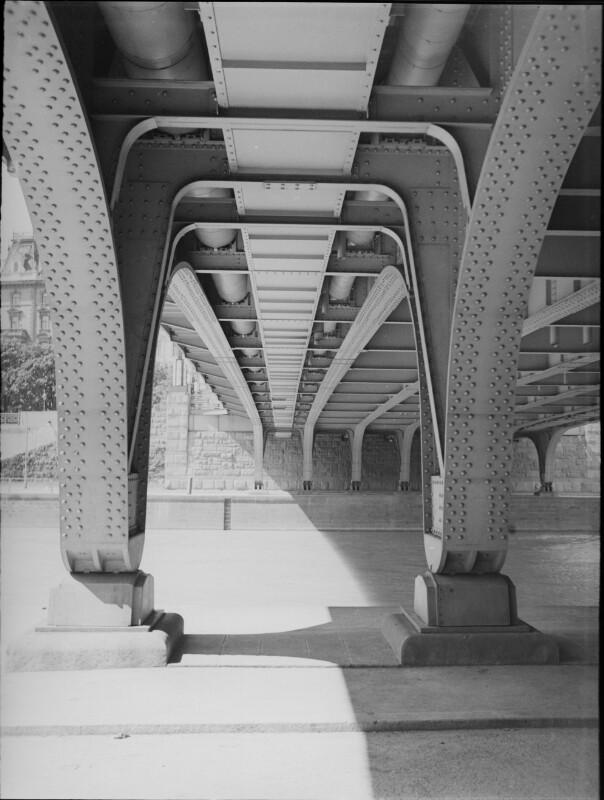 Wien 9, Friedensbrücke