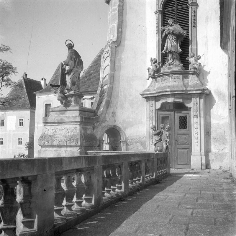 Pfarrkirche Maria Himmelfahrt in Dürnstein