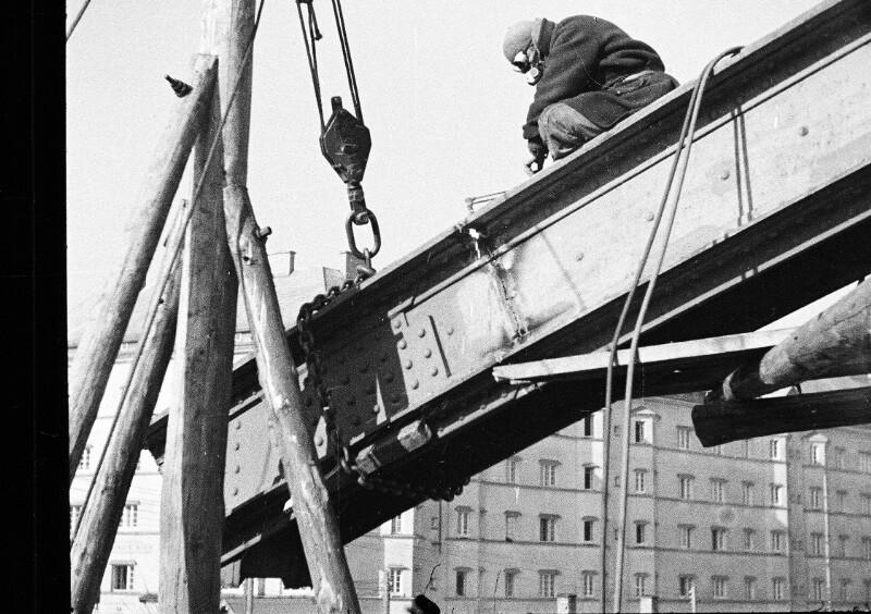 Arbeitsbeschaffung de Gemeinde Wien
