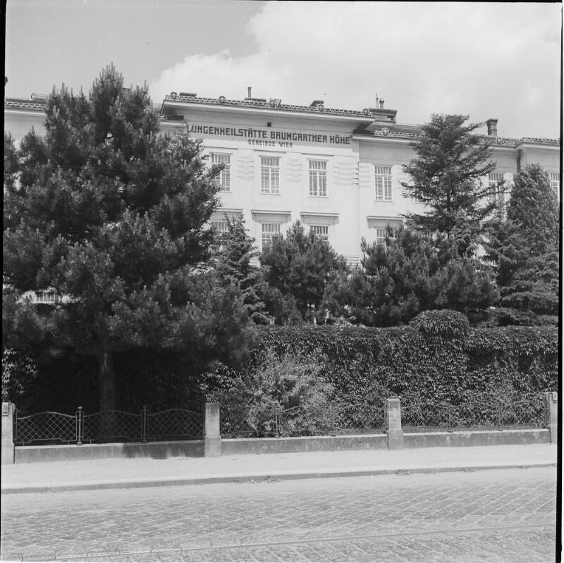 Wien 14, Baumgartner Höhe
