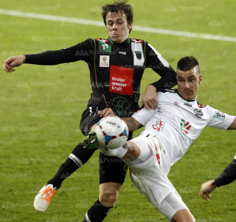 Armin Hamzic gegen Sandro Gotal