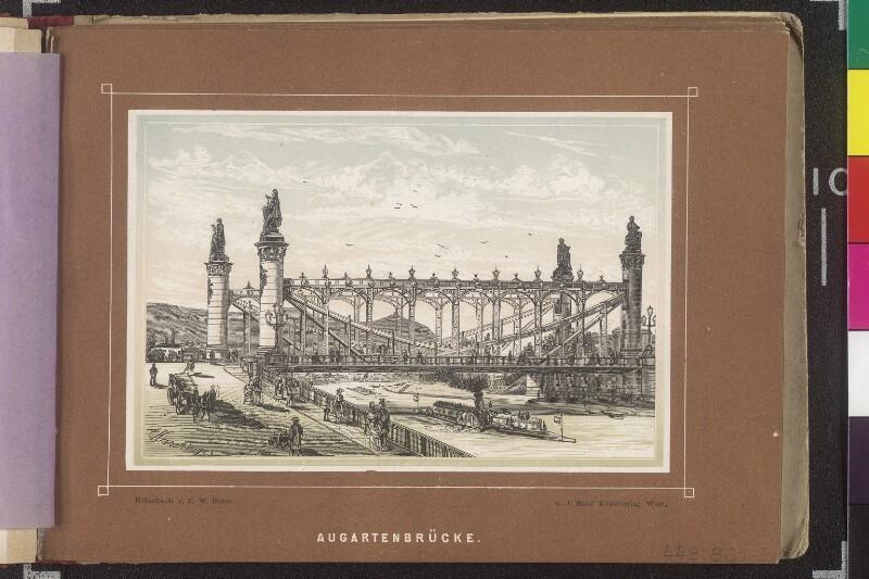 Wien, Augartenbrücke