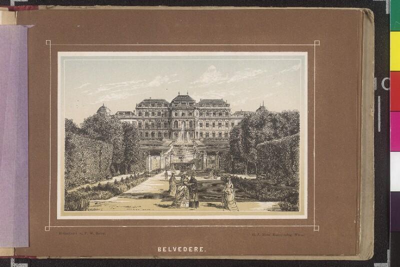 Wien 3, Schloß Belvedere