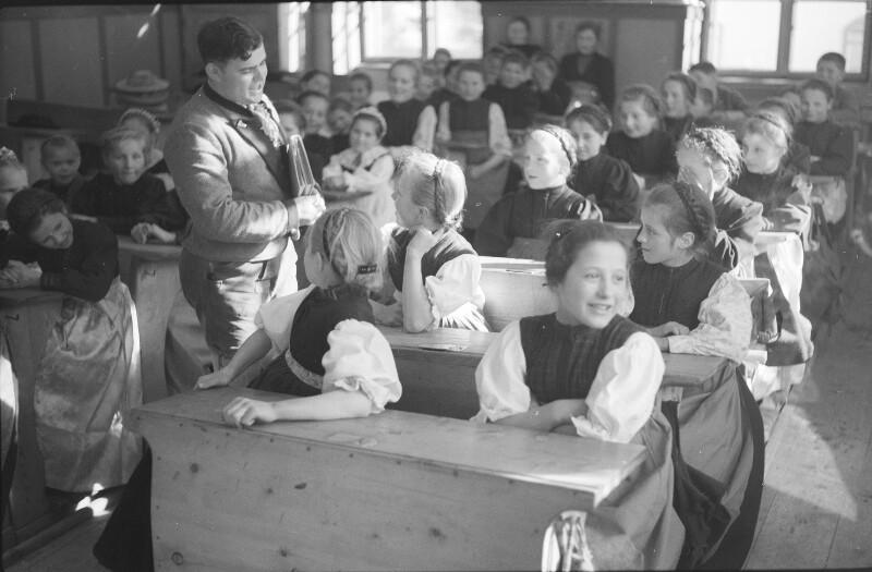 Schule in Kals