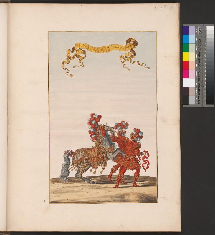 Römische Mannschaft: Pferdeführer und Stallknechte