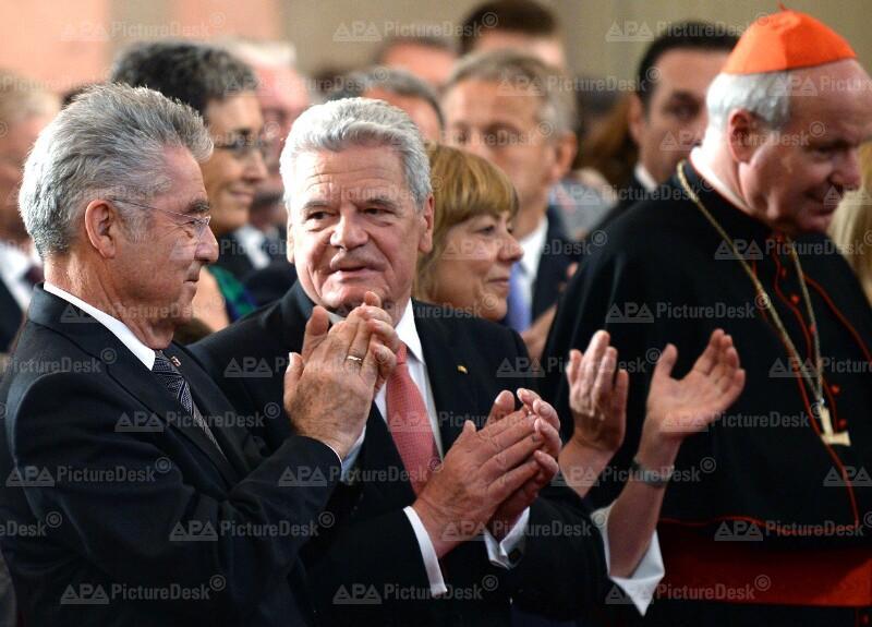 Festakt anlässlich des 70. Jahrestages der Wiedererrichtung der Republik Österreich in Wien